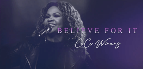 Behind The Scenes of CeCe Winans  Believe For It Live Recording