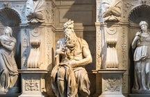 Travel In Time Donatello Leonardo Michelangelo Raffaello