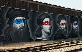 Leonardo da vinci, raffaello e michelangelo. In New York Hope For The Future Is Found Again With Leonardo And Michelangelo La Voce Di New York