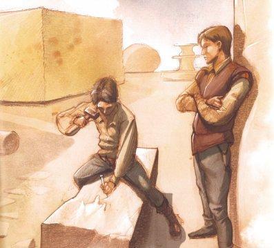 Con Michelangelo E Leonardo Alla Scoperta Dell 39 Arte Giunti Scuola