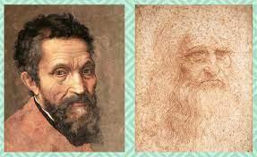 Martin kemp considers the … Michelangelo Und Leonardo Da Vinci Unterschiede Gemeinsamkeiten