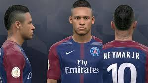 This video just for entertainment. Neymar Jr Face Psg Pes 2017 Patch Pes New Patch Pro Evolution Soccer