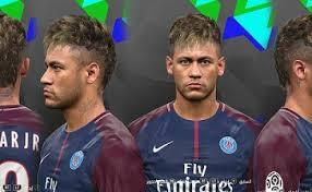 Thomas tuchel could have brazil star neymar available for saturday's trophee. Neymar Jr New Face Psg Pes 2017 Patch Pes New Patch Pro Evolution Soccer Cute766