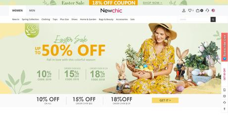 Affordable fashion Chic cheap online clothes store in China