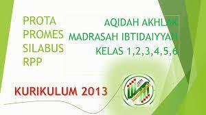 Download rpp aqidah akhlak kurikulum 2013 untuk mts dari kelas 7 8. Download Prota Promes Silabus Dan Rpp Aqidah Akhlak Mi Kurikulum 2013 Semester 1 Dan 2