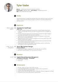 A resume is a basically a summary of skills and experience over one or two. Business Management Graduate Cv Example Kickresume