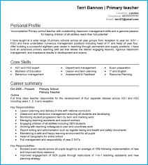 A cv, meanwhile, is a longer academic diary that includes all your experience. Cv Template Career Profile Returning To Work Sample Cv Template And Guide