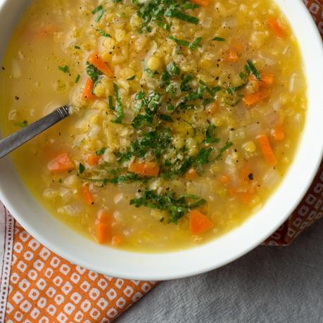 Easy Red Lentil Soup Recipe Kitchn