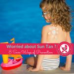 Top 8 Summer Tips for Skin Care in Children