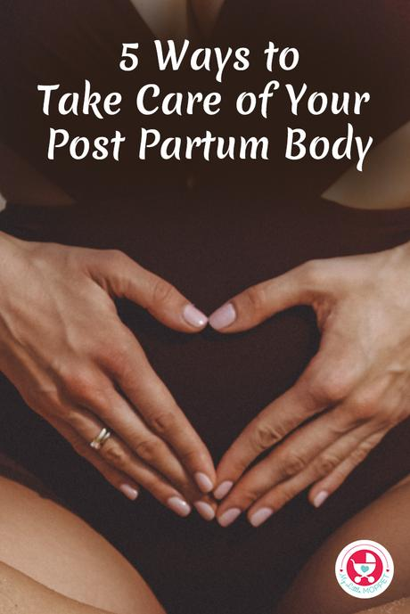 The more you take care of yourself, the more energy you'll share with your little bundle of joy! Here is the 5 Ways to Take Care of Your Post-Partum Body.