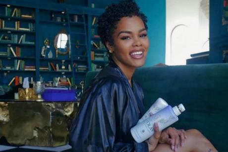 Teyana Taylor On Her Olay Partnership