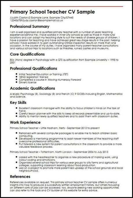 Indeed may be compensated by these employers. Cv Template Teacher | Teacher resume template, Teaching ...