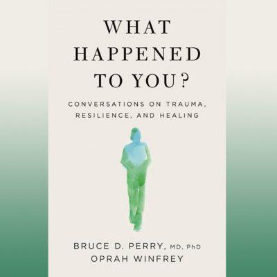 Oprah Announces New Book On Trauma & Virtual Tour To Go With