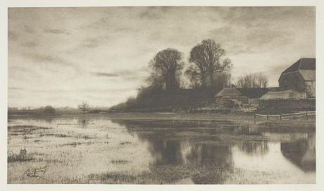 Early photography: Eventide –  J. B. B. Wellington