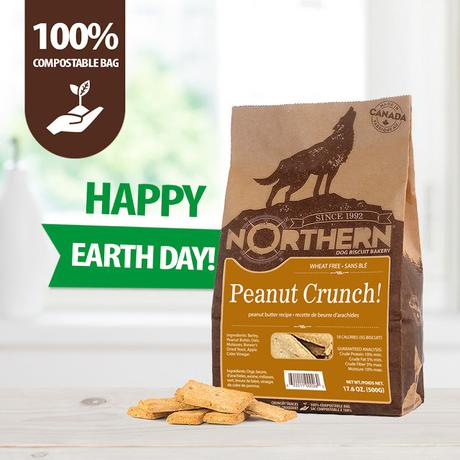 Earth Month: Northern Biscuit & One Tree Planted have a treat for your dog
