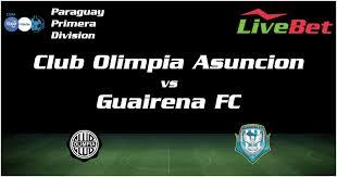 Club olimpia takes 5 position in the championship primera division, apertura and has 13 points in the standings. Guairena Fc Club Olimpia Asuncion Livescore Live Bet Football Livebet