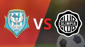 After a thorough analysis of stats, recent form and h2h through betclan's algorithm, as well as, tipsters advice for the match guairena fc vs olimpia asuncion this is our prediction: Cadzmdyls5m Im
