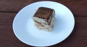 Add in mascarpone cheese and amaretto (if using) and continue to whip to stiff peaks. Tiramisu With Homemade Ladyfingers Ketorecipes
