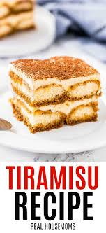 Strawberry peach trifle trifle bowl desserts; Italian Tiramisu Real Housemoms