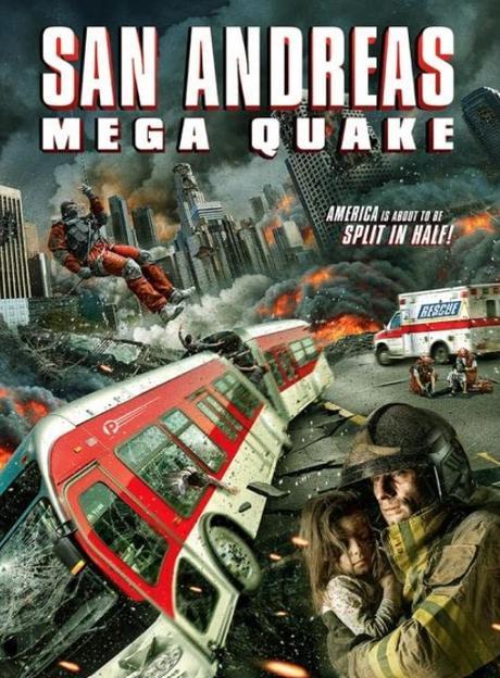 ABC Film Challenge – Action – Q – San Andreas Mega Quake (2019) Movie Review