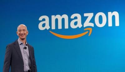 On Amazon and Jeff Bezos