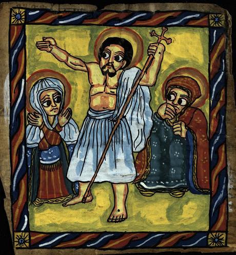 Ethiopian Jesus Icon