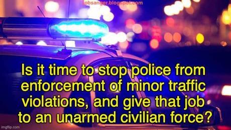 Should We Stop Police Enforcement Of Traffic Violations?