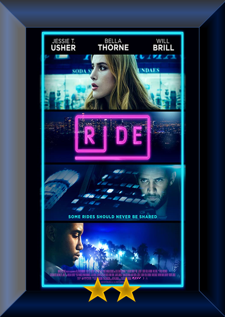 ABC Film Challenge – Action – R – Ride (2018) Movie Review