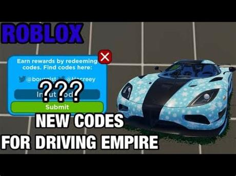 Hit the redeem button and drive your new vehicle or get some free cash. Codes For Driving Empire / New Driving Empire Codes For ...