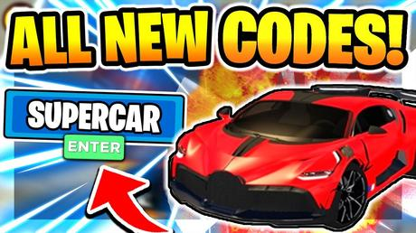 ALL NEW SECRET ULTIMATE DRIVING CODES! 2020 Roblox ...