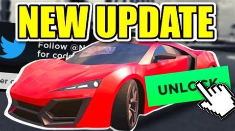 If you enjoyed the video make sure to like and subscribe to show some. ROBLOX DRIVING SIMULATOR NEW UPDATE!! [Codes, New Cars ...