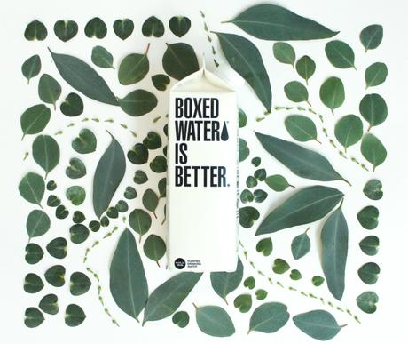 Boxed Water: Say Goodbye to Single Use Plastic Water Bottles