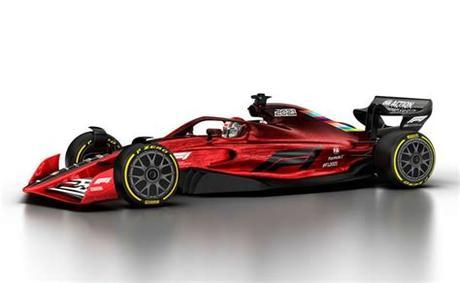 2021 fia formula one world championship™ race calendar. F1: 2021 Car Revealed; FIA Presents Regulations For New ...