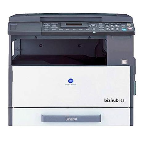 Gérez vos appareils rapidement et efficacement soumettez une. Konica Minolta Bizhub 163, Рециклирани черно бели копирни ...