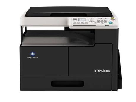 The konica minolta bizhub 163 is a digital multifunction copier that can do much more than just copy documents. Konica Minolta bizhub 185 - černobílá laserová ...