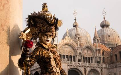 culture of Italy - Venice festival