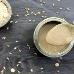 Roasted Gram Rice Porridge for Babies [Fiber Rich Recipe for Babies]