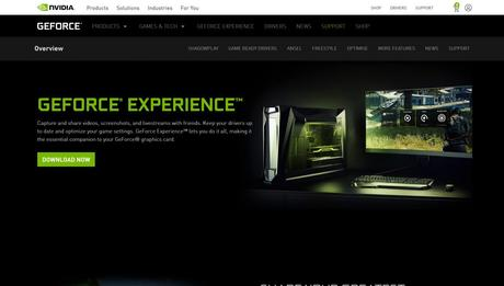 GeForce experience- dicord no audio