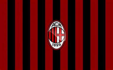 Juventus turin, ac milan & atalanta bergamo | groundhopping. Download wallpapers AC Milan, clours, flag, football ...