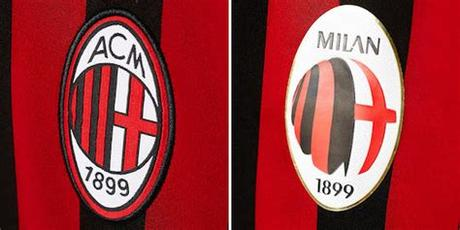 It also shows record winners and champion managers. Le Milan AC va changer son logo. Voici le nouveau...