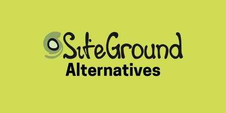 siteground alternatives