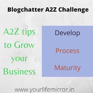 Develop Process-Maturity