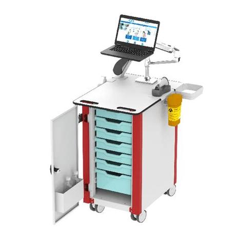 Phlebotomy supplies for surgeries, naturopaths & hospitals. Phlebotomy Trolleys/Cart | Medical Supplies - MEDSTORE MEDICAL