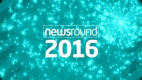 Newsround's very first edition was broadcast on 4 april 1972. Newsround's highlights of 2016, a year to remember - CBBC ...