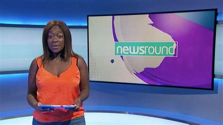 It aired between 2002 and 2005. CBBC Newsround Studio Design Gallery