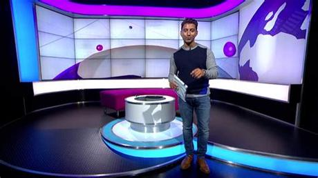But she was shocked by how the show responded. Newsround Broadcast Set Design Gallery