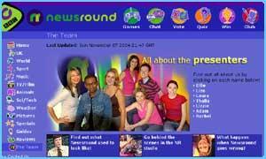 CBBC Newsround   SCI TECH   New look for Newsround website