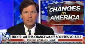 """Tucker Carlson and """"replacement"""" racism"""