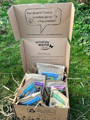 Product Review: Wildlife World Bird and Wildlife Food