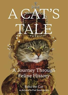 A Cat's Tale by Dr. Paul Koudounaris and Baba the Cat- Feature and Review